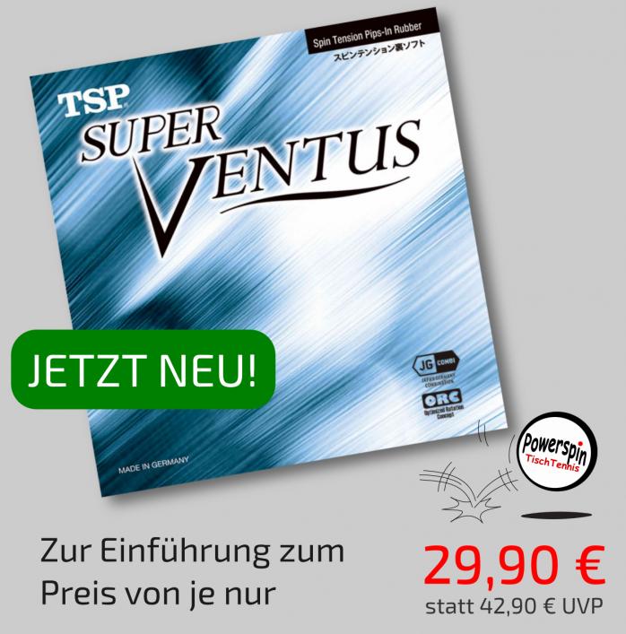 Angebot TSP Super Ventus