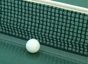 Tischtennis-Ball