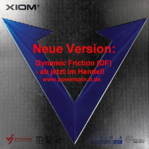 XIOM Vega Europe DF - Dynamic Friction