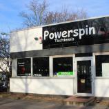 Ladenfront, Powerspin Tischtennis Bremen, Bayernstr.