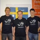 Gerrit Meyer, Jörgen Persson, Dimitrij Ovtcharov